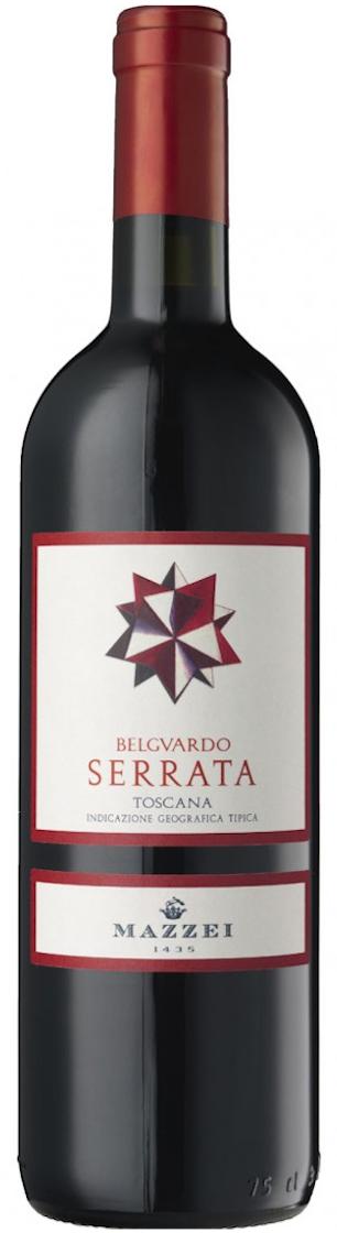 Belguardo 'Serrata' 2012 — Belguardo