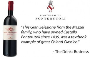 Castello Fonterutoli receives Gold Medal at Chianti Classico Masters 2015