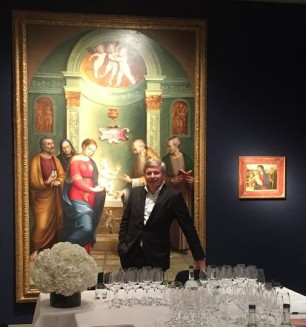 Christie's Champagne Masterclass: Cristal in Magnum with Jean-Baptiste Lécaillon