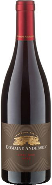 Domaine Anderson Pinot Noir 2013 — Domaine Anderson