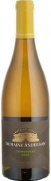 Domaine Anderson Chardonnay 2013 — Domaine Anderson