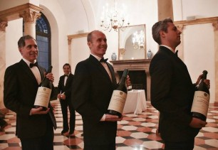 Domaine Faiveley represent Burgundy at the Goût de France in NYC