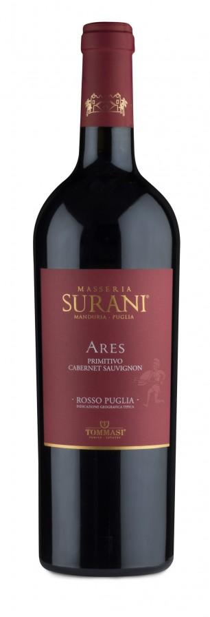 Ares Rosso Puglia IGT 2015 — Masseria Surani