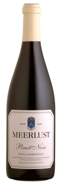 Meerlust Pinot Noir 2015 — Meerlust Estate