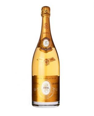 """Cristal 1996 is Decanter's """"Top Magnum of Champagne to Try"""""""