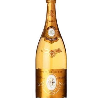 "Cristal 1996 is Decanter's ""Top Magnum of Champagne to Try"""