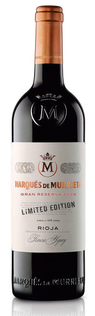 Marqués de Murrieta Gran Reserva 2009 — Marqués de Murrieta