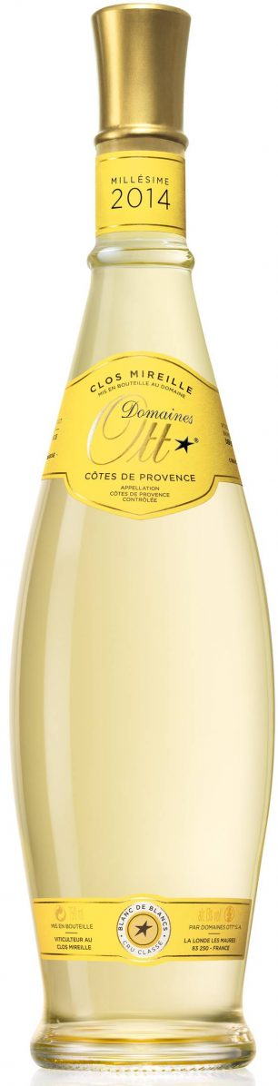 Domaines Ott Clos Mireille Blanc de Blancs Côtes de Provence 2014 — Domaines Ott
