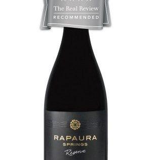 """Rapaura Springs Reserve Pinot Noir is """"Buy of the Week"""""""