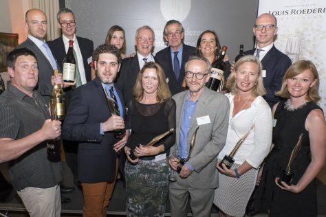 LRIWWA 2016 Winners announced
