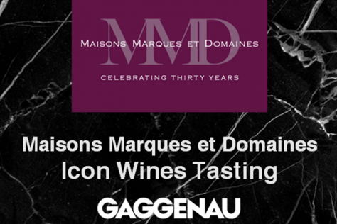 MMD´s Icon Tasting at Gaggenau