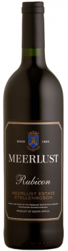 'Rubicon' 2013 — Meerlust Estate