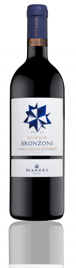 Belguardo 'Bronzone' Morellino di Scansano Riserva 2013 — Belguardo