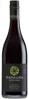 Pinot Noir 2017 — Rapaura Springs