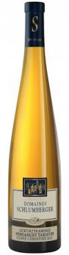 Gewurztraminer Cuvée Christine 2015 — Domaines Schlumberger