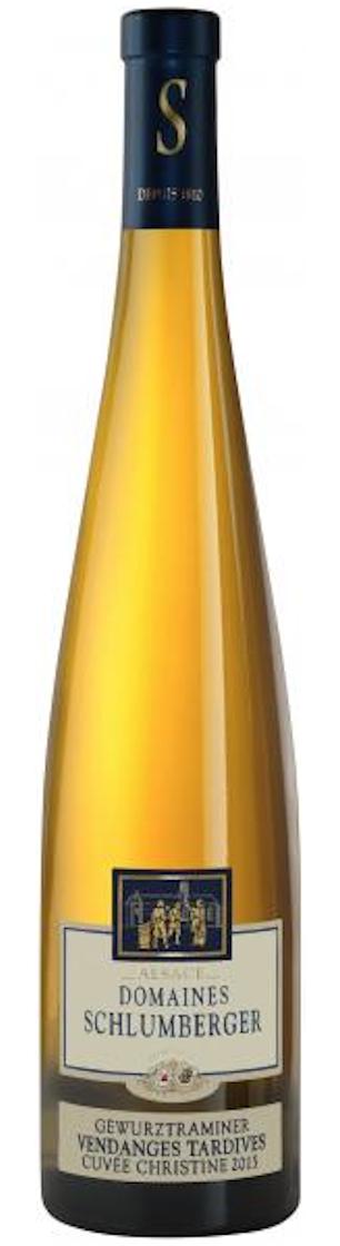 Domaines Schlumberger Gewurztraminer Cuvée Christine 2015 — Domaines Schlumberger
