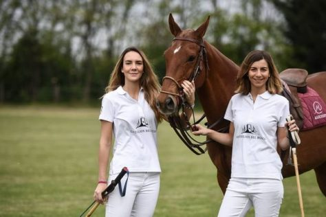Bosco sponsors the Italian National Polo Team