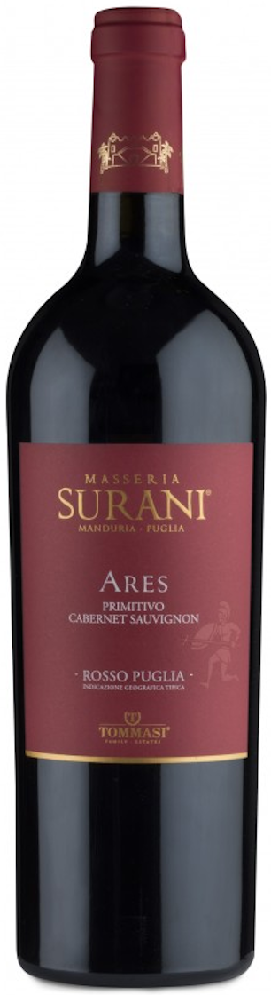 Ares Rosso Puglia IGT 2016 — Masseria Surani