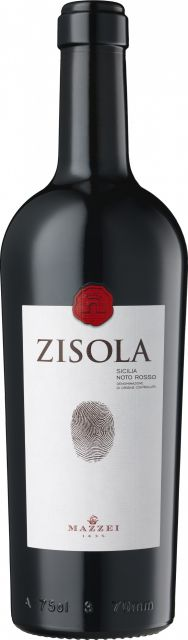 Zisola Noto Rosso DOC 2017 — Zisola