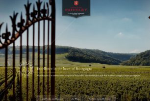 Domaine Faiveley Launch their new website!