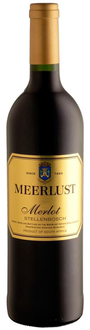 Meerlust Merlot 2016 — Meerlust Estate