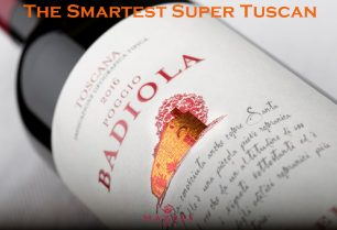 New Label and Blend for 2016 Poggio Badiola IGT Toscana