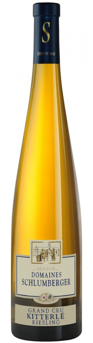 Domaines Schlumberger Riesling Grand Cru 'Kitterlé' 2015 — Domaines Schlumberger