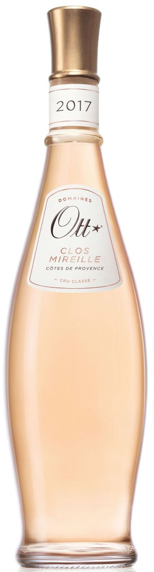 Domaines Ott Clos Mireille Cœur de Grain Rosé Côtes De Provence 2017 — Domaines Ott
