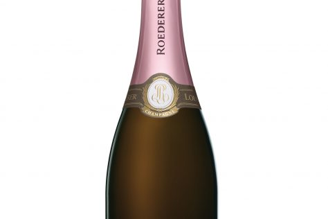 Louis Roederer Vintage Rosé 2012 Wins Gold!