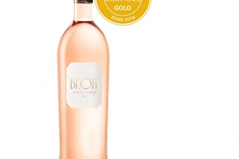Domaines Ott* By Ott Wins Gold!