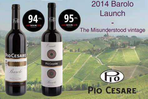 2014 Barolo Launch – The Misunderstood Vintage
