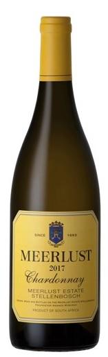 Meerlust Chardonnay 2017 — Meerlust Estate