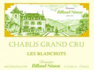 Chablis Grand Cru Les Blanchots