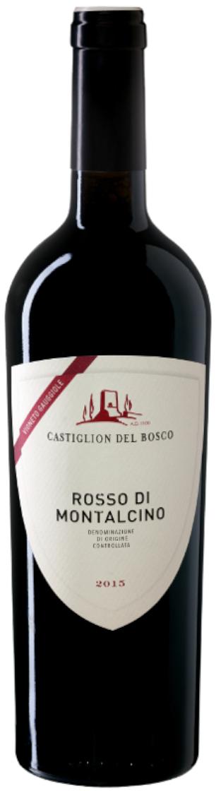 Castiglion del Bosco Gauggiole Cru Rosso di Montalcino DOC 2015 — Castiglion del Bosco