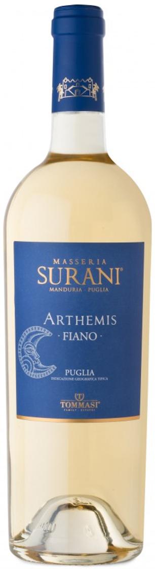 Arthemis Fiano Puglia IGT 2017 — Masseria Surani
