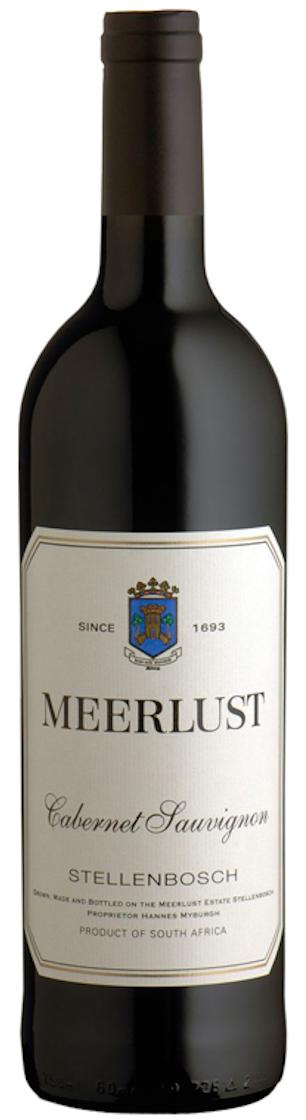 Meerlust Cabernet Sauvignon 2016 — Meerlust Estate