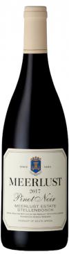 Pinot Noir 2017 — Meerlust Estate