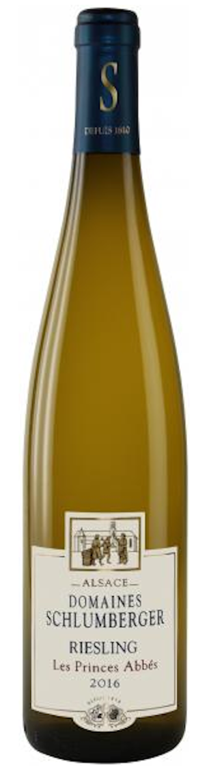 Domaines Schlumberger Riesling 'Les Princes Abbes' 2016 — Domaines Schlumberger
