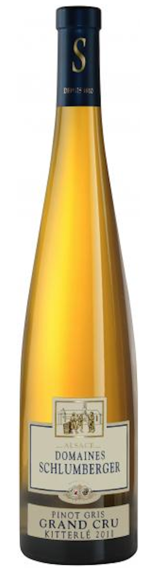 Domaines Schlumberger Pinot Gris Grand Cru 'Kitterlé' 2011 — Domaines Schlumberger