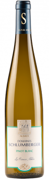 Pinot Blanc 'Les Princes Abbes' 2017 — Domaines Schlumberger