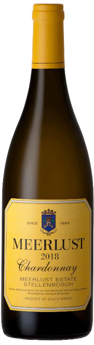 Meerlust Chardonnay 2018 — Meerlust Estate