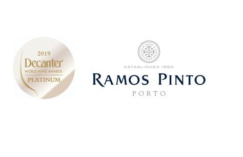 Ramos Pinto 30 Years Old Tawny Port DWWA Platinum Award