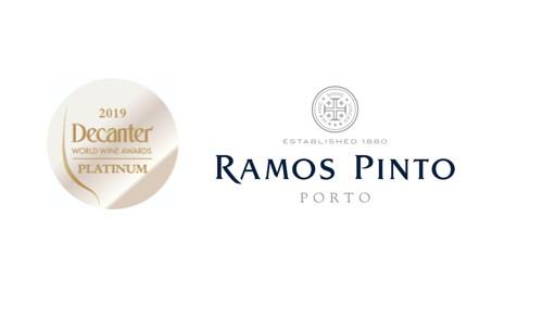 Ramos Pinto 30 Years Old Tawny Port DWWA Platinum Award