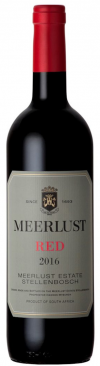 Estate Red 2016 — Meerlust Estate