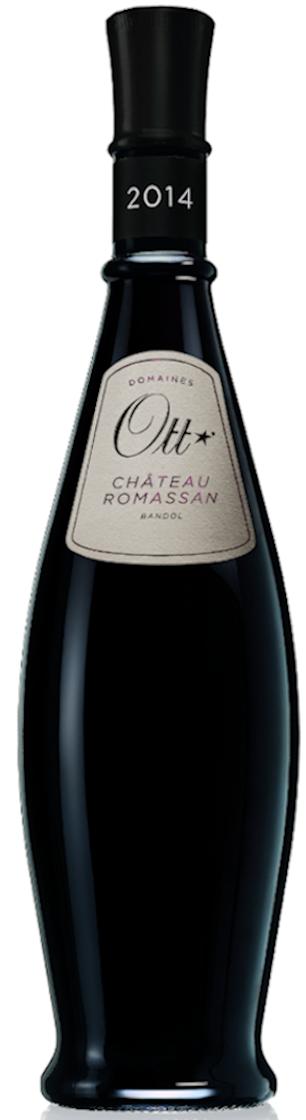 Domaines Ott Château Romassan Rouge Bandol 2016 — Domaines Ott*