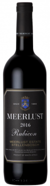 'Rubicon' 2016 — Meerlust Estate