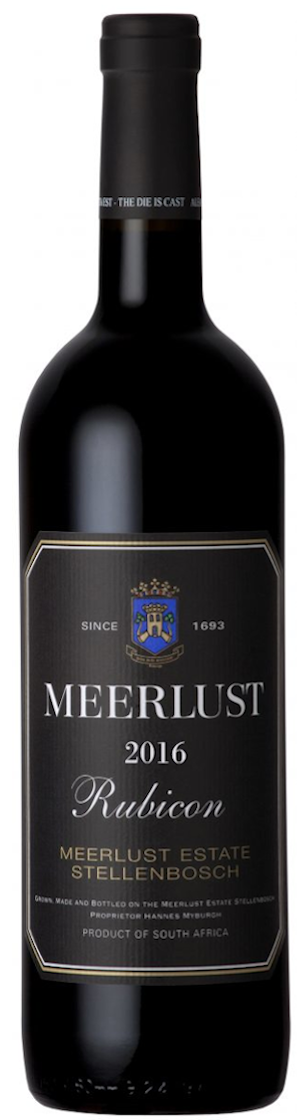 Meerlust 'Rubicon' 2017 — Meerlust Estate