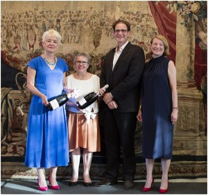 Champagne Louis Roederer sponsors the Franco British Lawyer's Society prestigious Annual Award