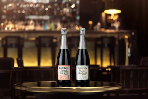Louis Roederer et Philippe Starck Brut Nature London Launch