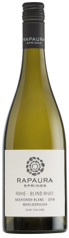 Rohe Blind River Sauvignon Blanc 2018 — Rapaura Springs